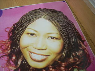 Coiffure afro dans mon salon africa koiff 16 bis avenue de for Salon afro lyon